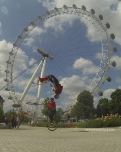 Que Line Entertainment at The London Eye